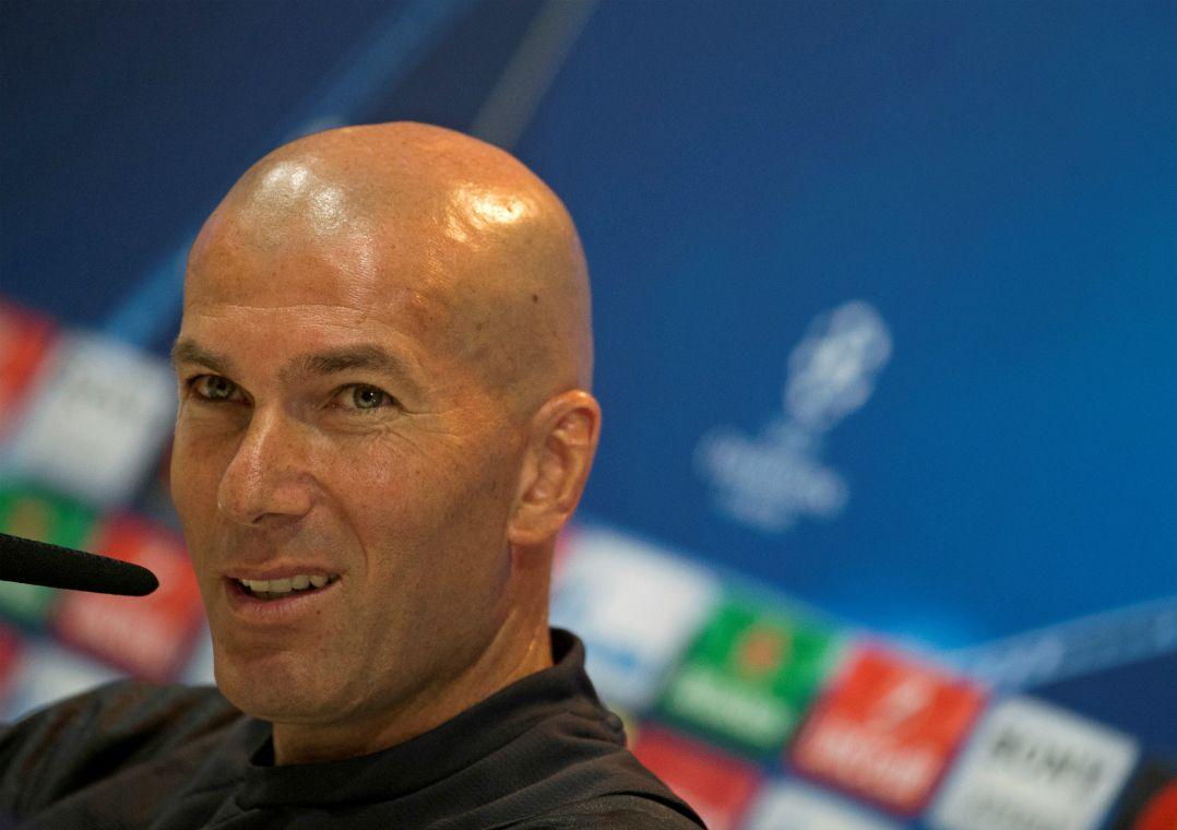 Zidane terá filho como rival e diz: 'que não marque gols'