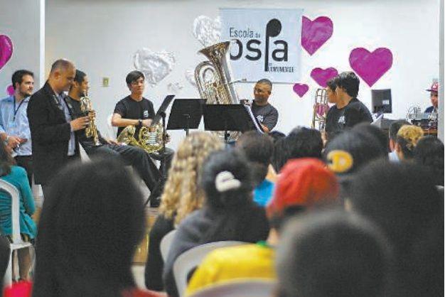 Ospa abre temporada 2017 com apresentação na Fase