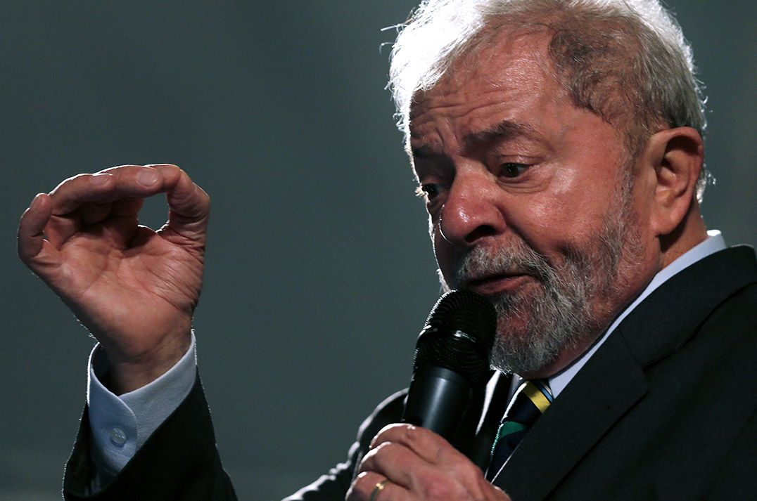 Para advogado de Lula, remessa de parte de delação a Curitiba é 'insustentável' / Paulo Whitaker/Reuters