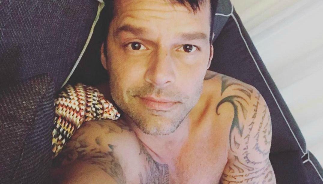 Fotos mostram o cantor contracenando no making of / Divulgação/Instagram