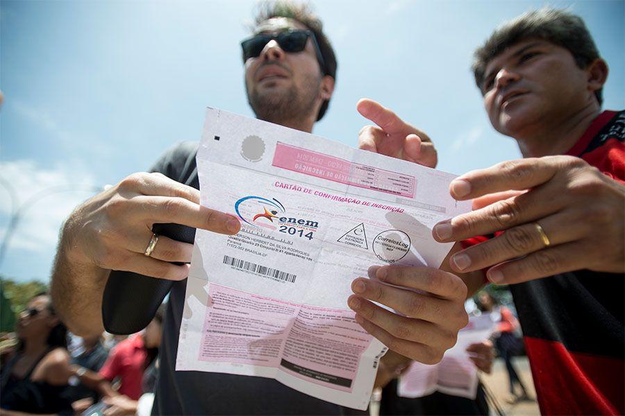 Entre as mudanças está o aumento da taxa de inscrição, que foi de R$ 68 para R$ 82 / Agência Brasil