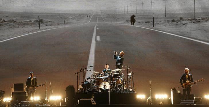 U2 aborda novo cenário político dos EUA em turnê