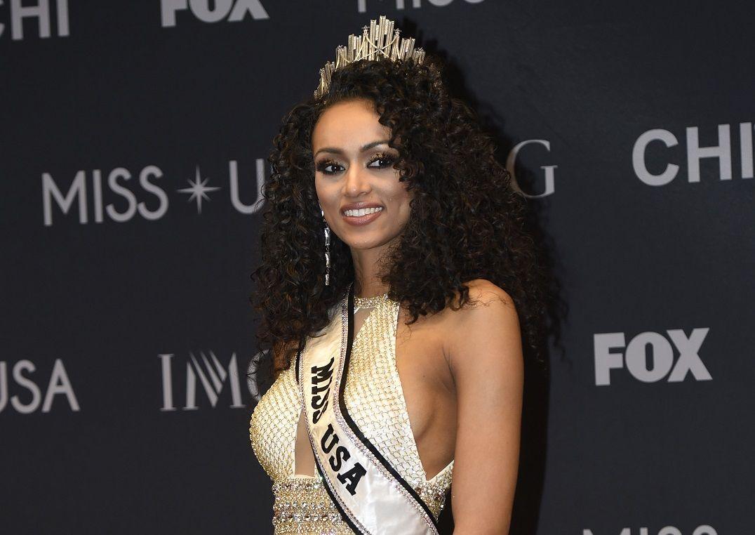 Nova Miss Estados Unidos é negra e cientista nuclear