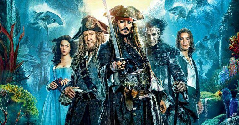 Novo Piratas do Caribe pode estar nas mãos de hackers / Divulgação/Disney