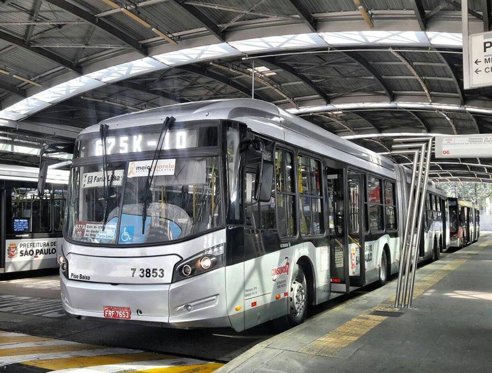 SP: Motoristas e cobradores de ônibus cancelam greve