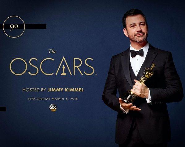 Jimmy Kimmel apresentará 90ª edição do Oscar / Divulgação/Instagram