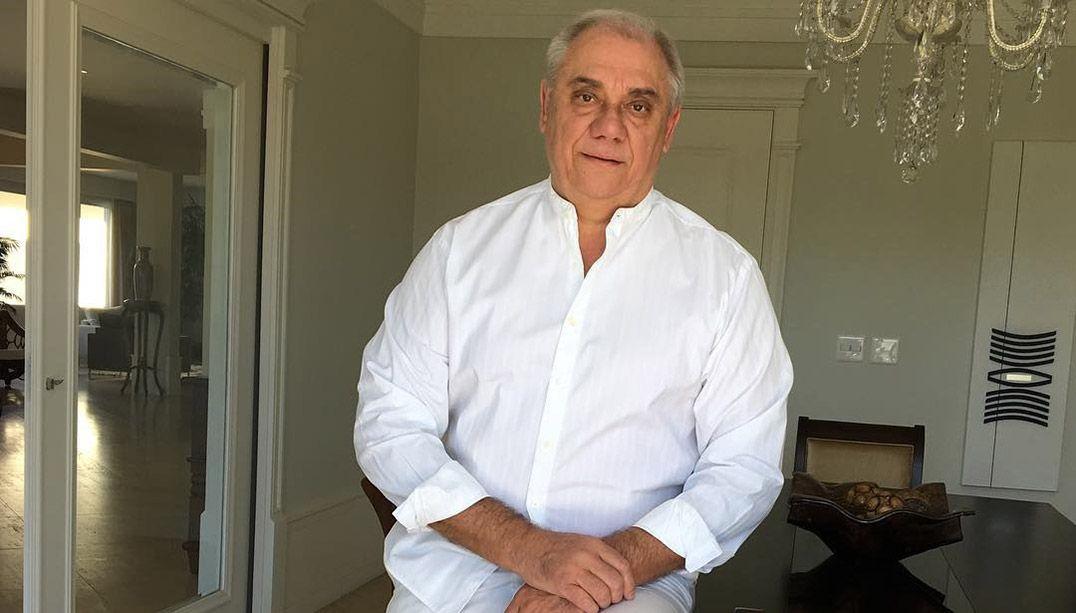 Marcelo Rezende já iniciou tratamento para combater a doença / Divulgação/Instagram