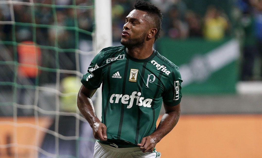 Borja pode sair se Palmeiras for eliminado da Libertadores 5658b9e757aed