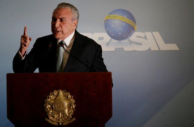 Situação de Temer deve complicar se Rocha Loures fizer acordo de delação / Ueslei Marcelino/Reuters