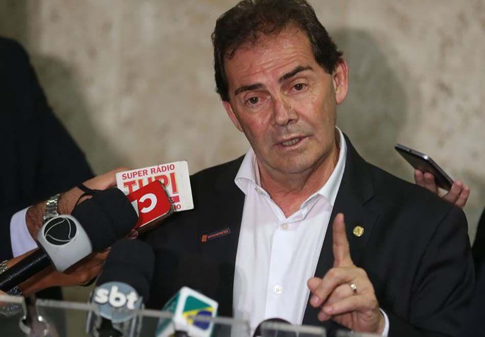Além de Paulinho da Força, a nota da Força Sindical foi assinada por outros quatro dirigentes sindicais / Valter Campanato