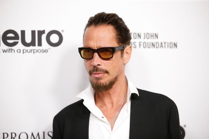 A morte de Chris Cornell chocou amigos e fãs  / Danny Moloshok/Reuters