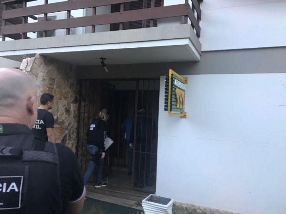 Foram cumpridas 17 ordens judiciais em oito cidades do Rio Grande do Sul / Polícia Civil / Divulgação