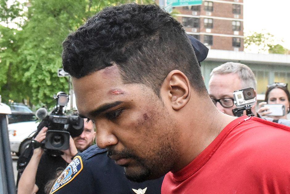 Richard Rojas matou uma pessoa e feriu outras 22 / Stephanie Keith/Reuters