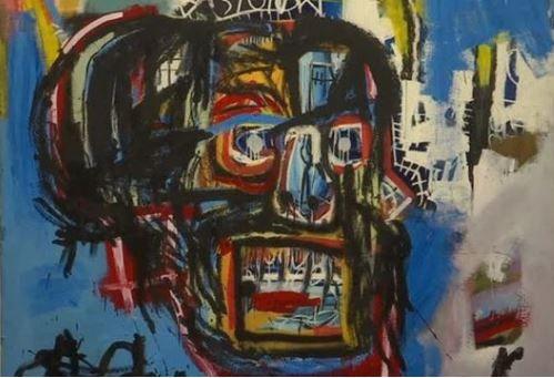 Obra de Basquiat é arrematada por US$ 110 milhões em leilão