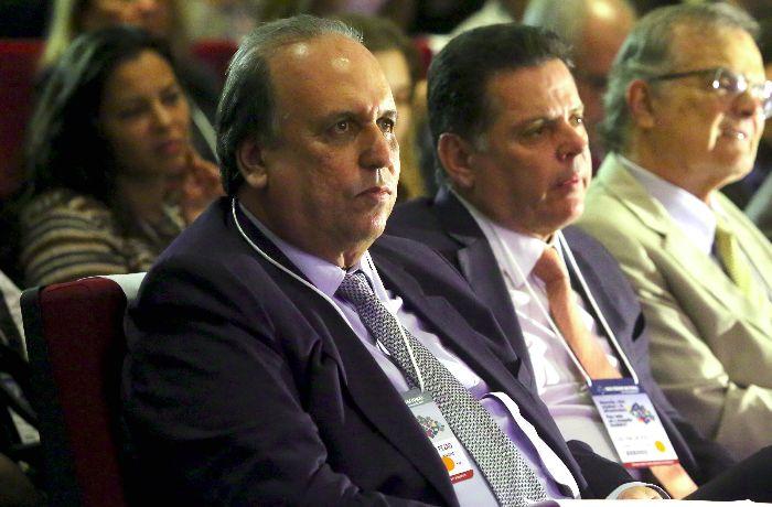 Pezão esteve presente no 29º Fórum Nacional, no BNDES / Foto: Carlos Magno