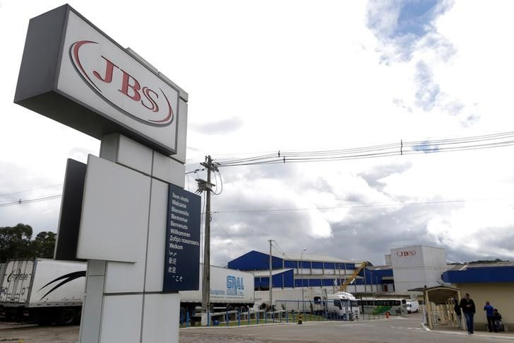 JBS enfrenta seis processos abertos em 2017 / Ueslei Marcelino/Reuters