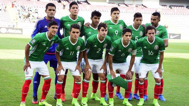 Equipe do México / Divulgação / FIFA