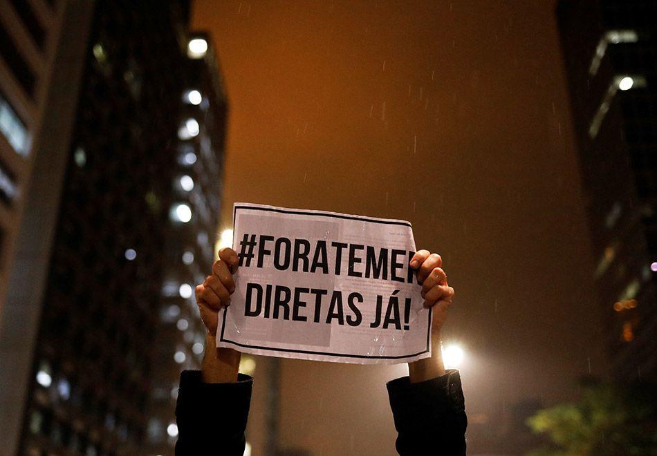 Em São Paulo, ato deve acontecer às 15h na Avenida Paulista / Nacho Doce/Reuters