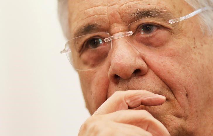 Fernando Henrique Cardoso / Nacho Doce/Reuters