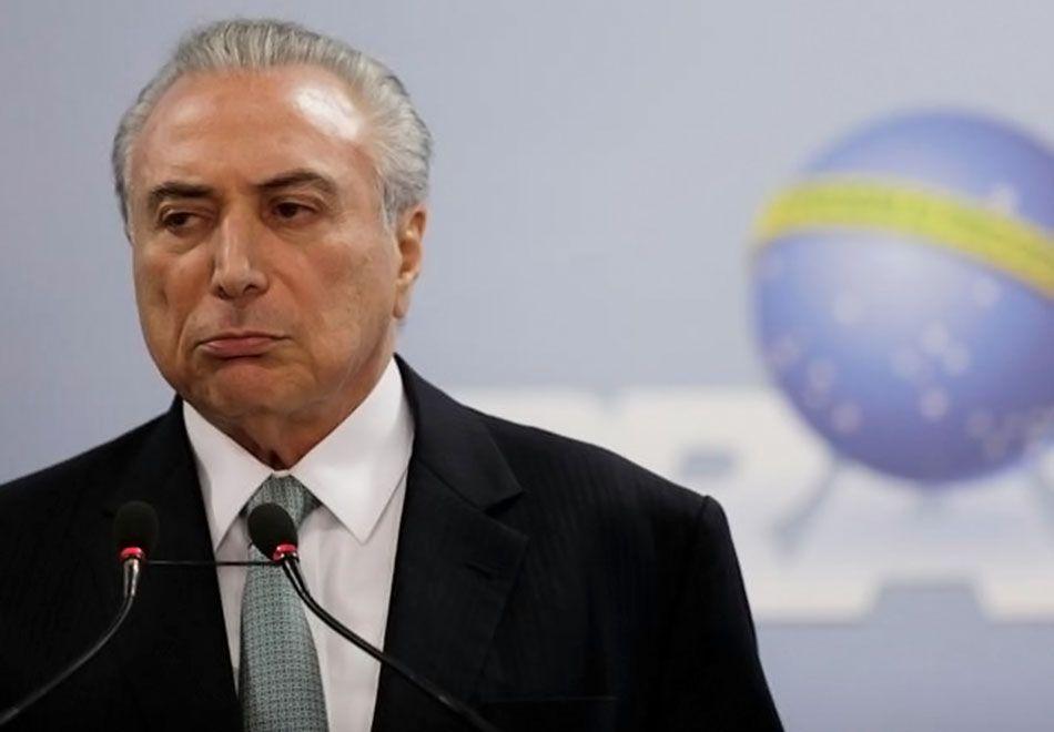 No caso de licença de Temer, assumiria a Presidência o deputado Rodrigo Maia (DEM-RJ) / Ueslei Marcelino/Reuters