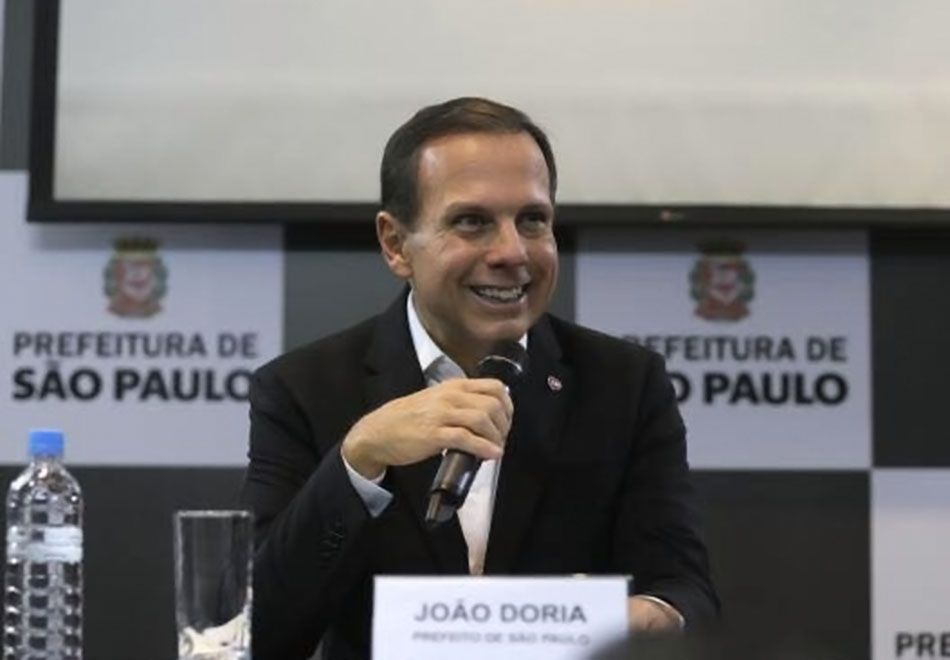 Doria defende permanência do PSDB na base aliada de Temer