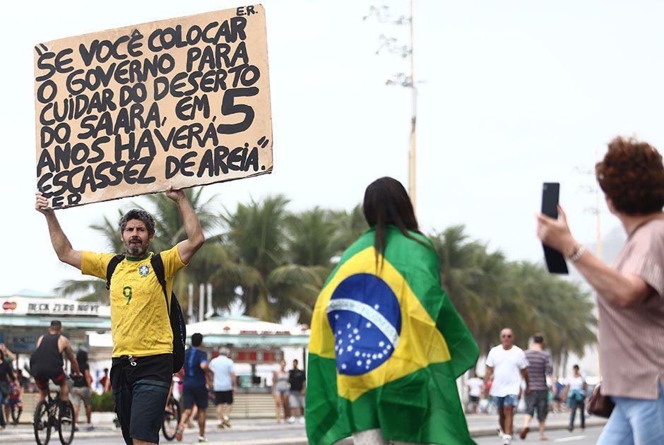 Temer é alvo de protestos no Rio de Janeiro e em mais 4 capitais