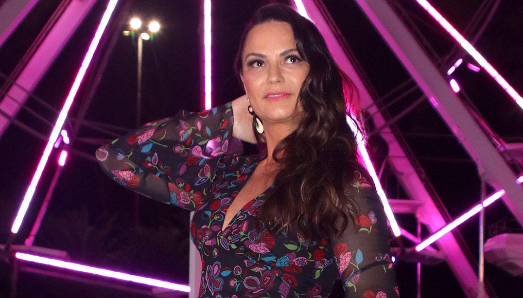 Luiza Brunet responde ofensa no Instagram após condenação do ex