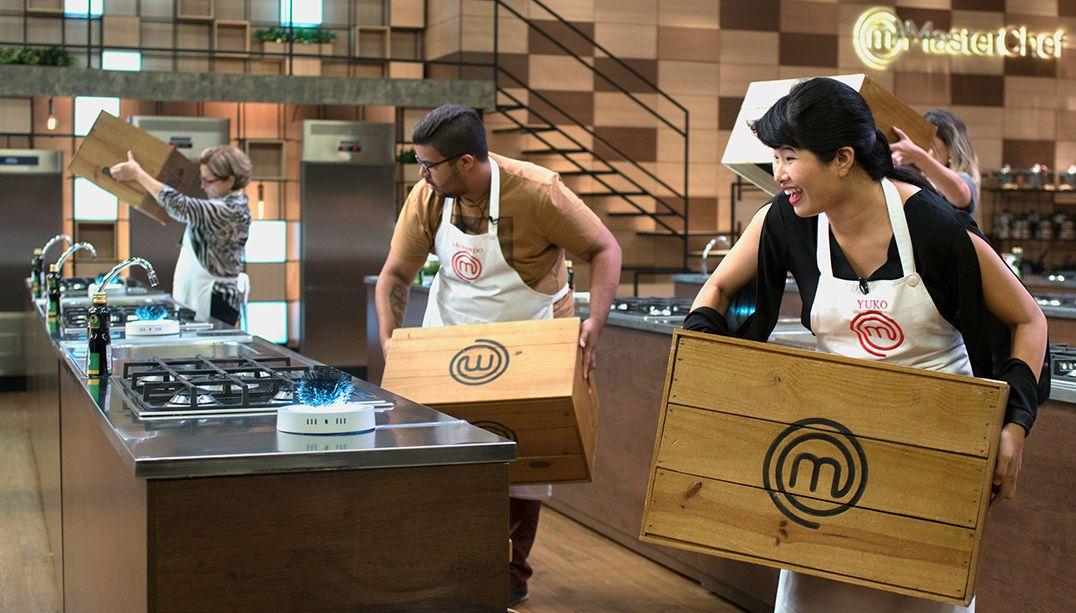 Participantes terão de cozinhar ouriço em prova do MasterChef