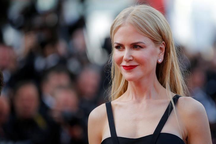 Eu não tenho que trabalhar, diz Nicole Kidman em Cannes