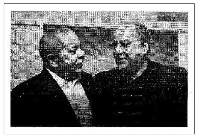 Duque anexa foto que confirma encontro com Lula