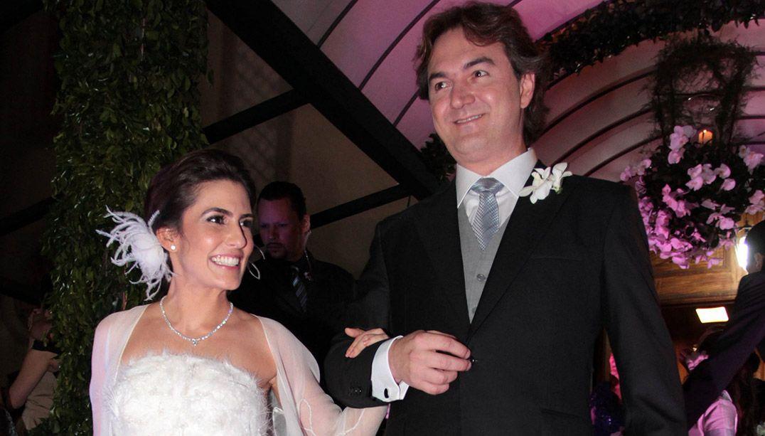 Ticiana Villas Boas, mulher de Joesley, pede afastamento do trabalho