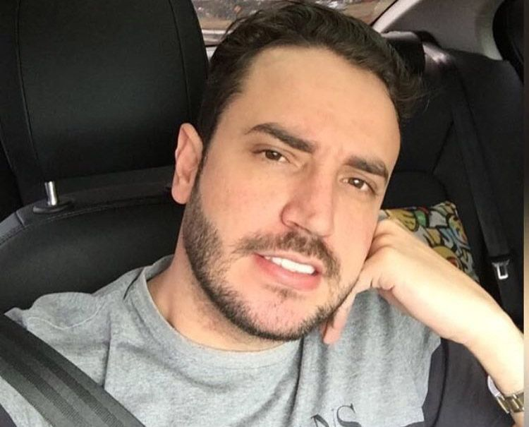 Didi Latino chegou a ser socorrido, mas não resistiu / Divulgação/Instagram