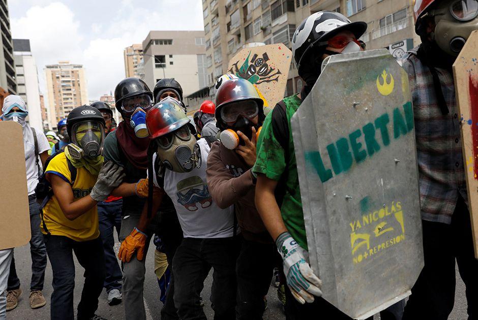Morre mais um jovem durante protestos na Venezuela