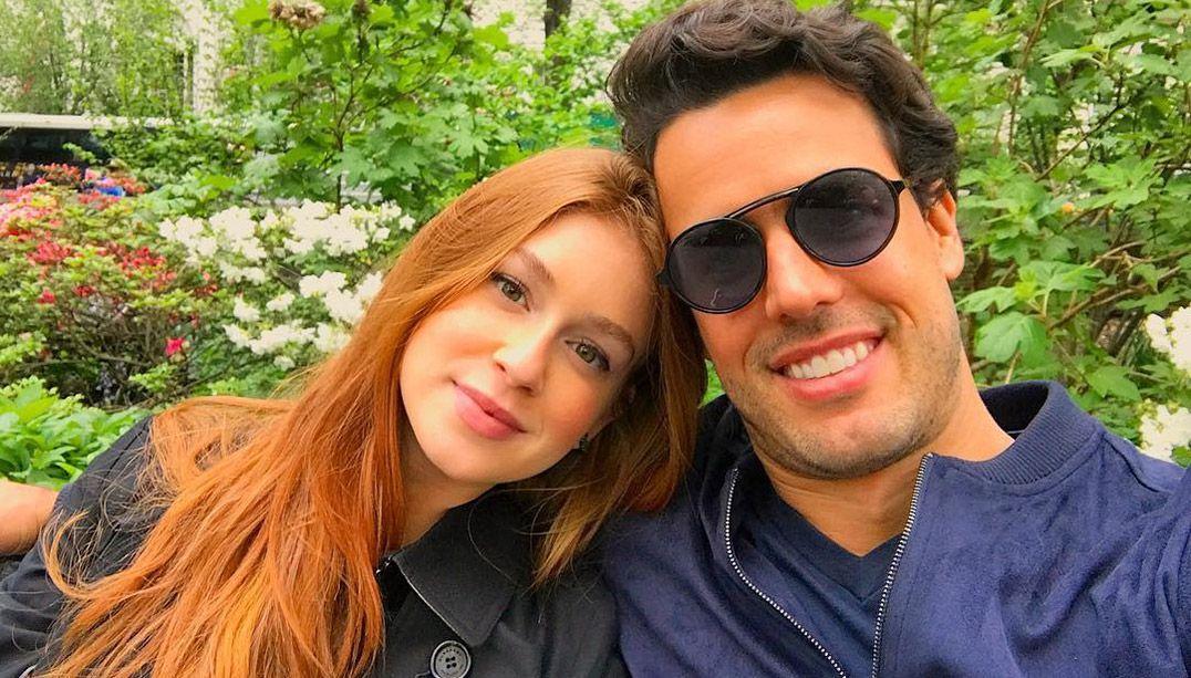 Marina Ruy Barbosa se casará com vestido Dolce & Gabbana