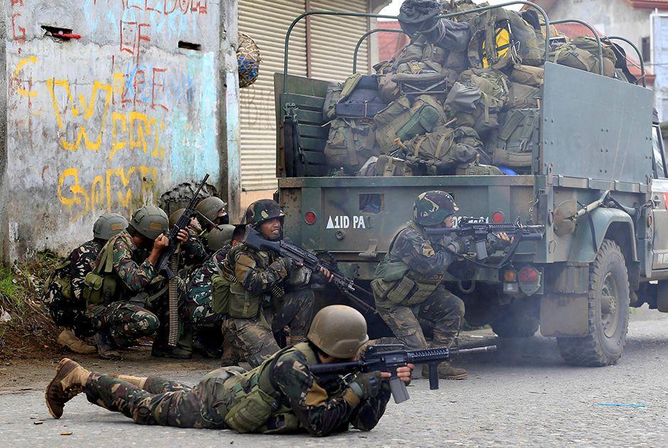 Avanço do Estado Islâmico nas Filipinas deixa vários mortos