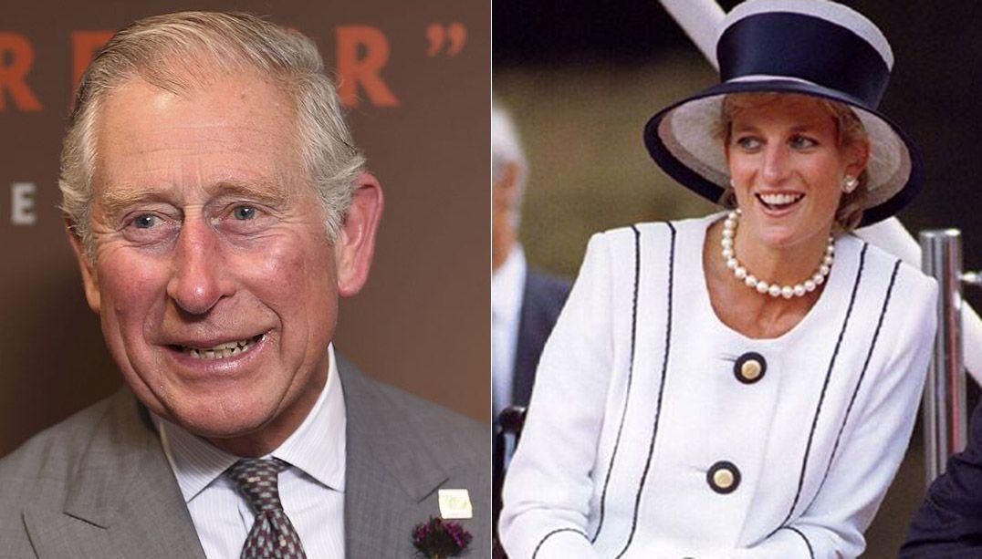 Filme revela que Charles e Lady Di mal se conheciam antes do casamento