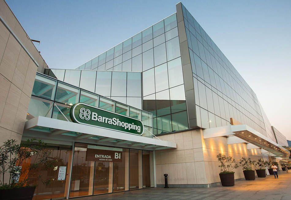 RJ: Bandidos invadem Barra Shopping