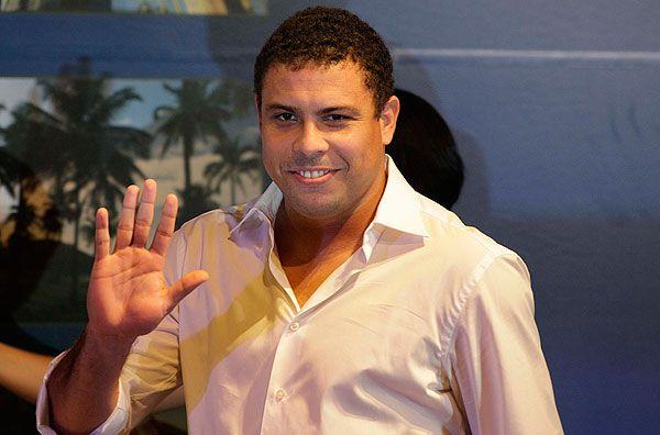 Ronaldo será homenageado pelo Real no próximo dia 2
