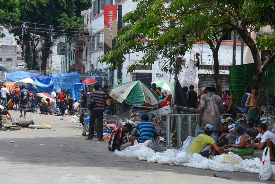 São Paulo sofre com pontos de tráfico de drogas