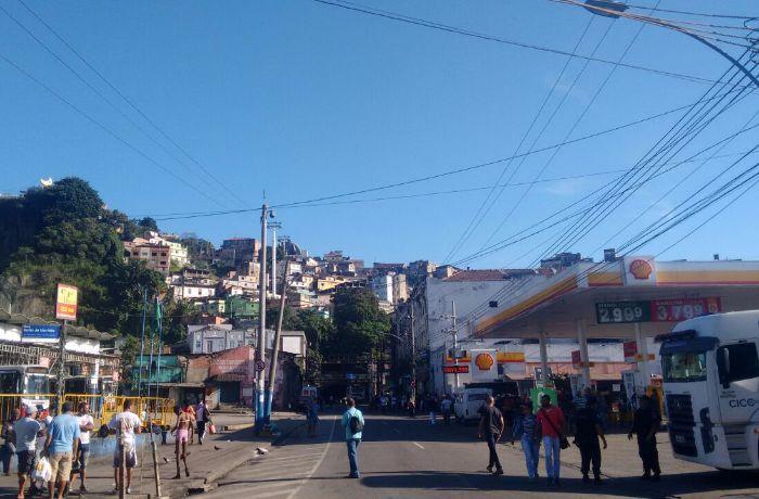 Polícia faz megaoperação de ordenamento na Central do Brasil