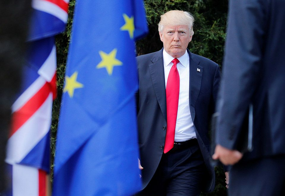 G7: Trump rejeita acordo climático, mas terrorismo é consenso