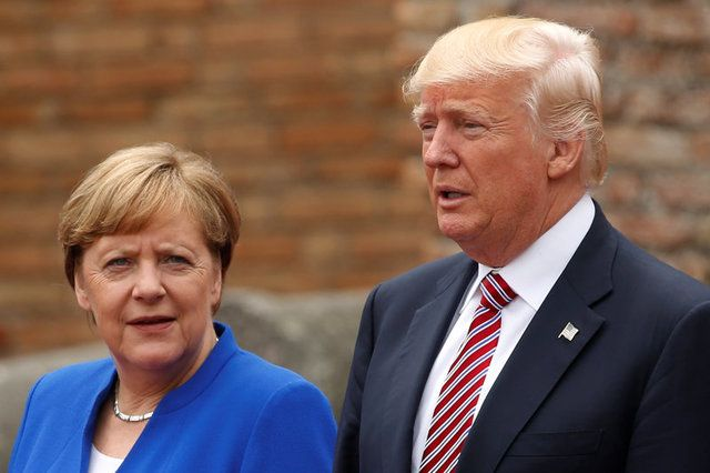 Merkel insinua que UE não pode confiar em Trump