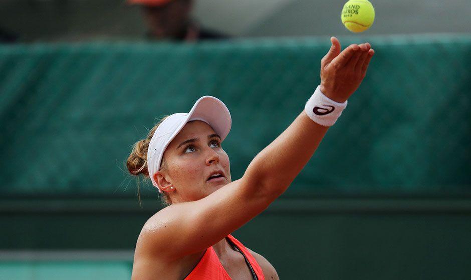 Bia Maia desiste de Roland Garros com dores nas costas