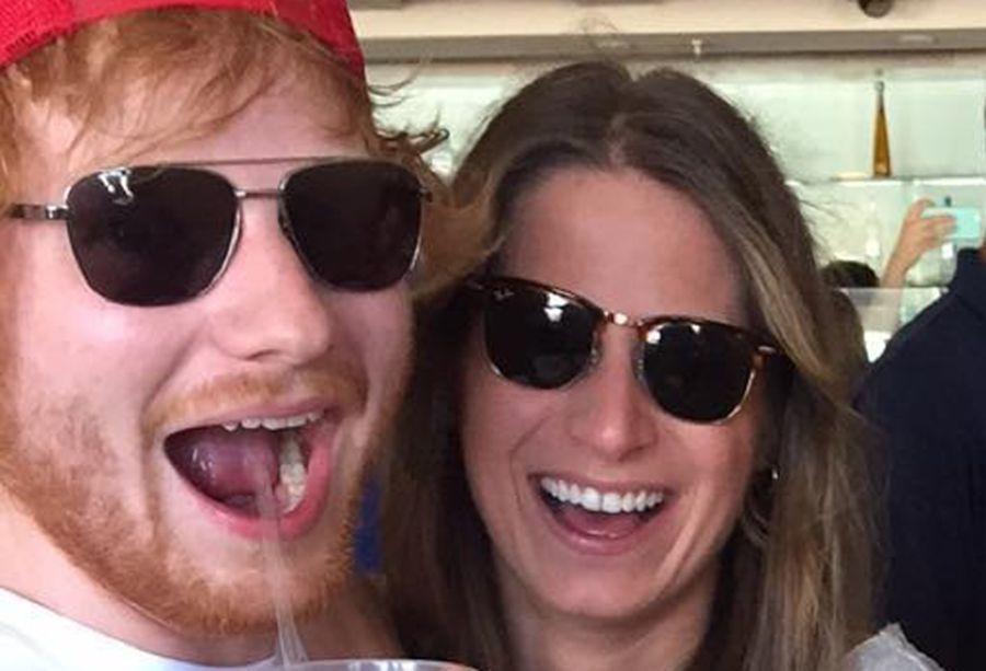 Ed Sheeran nega noivado com Cherry Seaborn