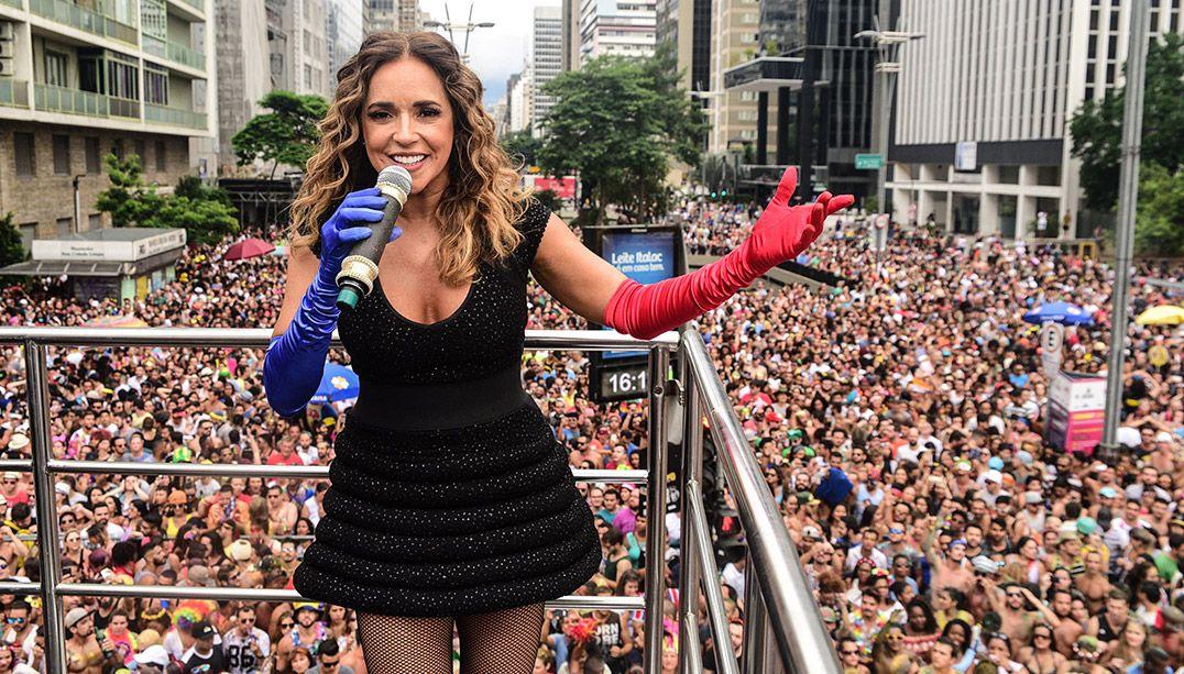 Daniela Mercury será uma das atrações principais da Parada LGBT de SP