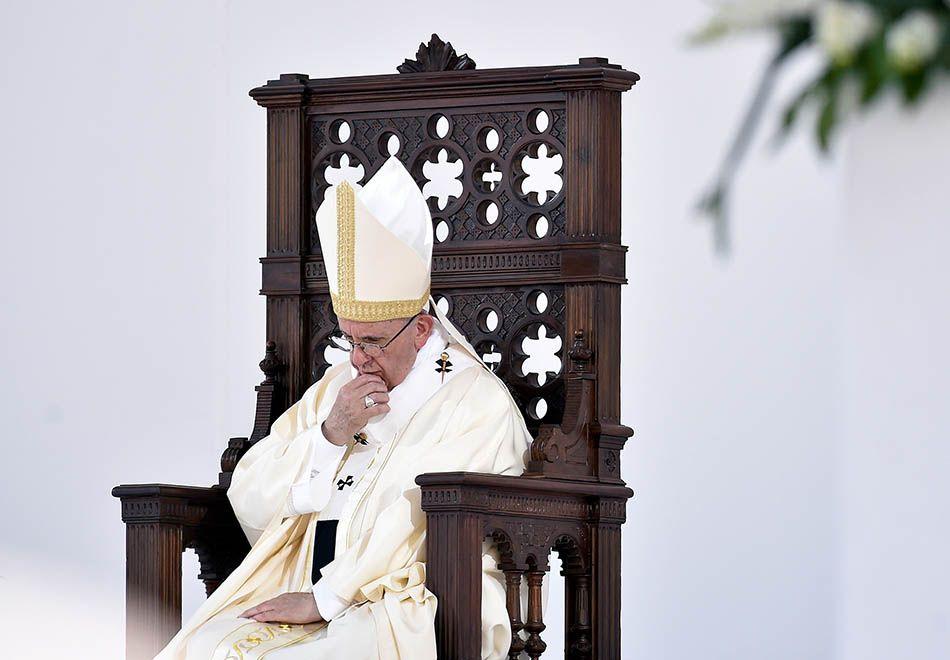 Papa está empenhado pela paz na Venezuela