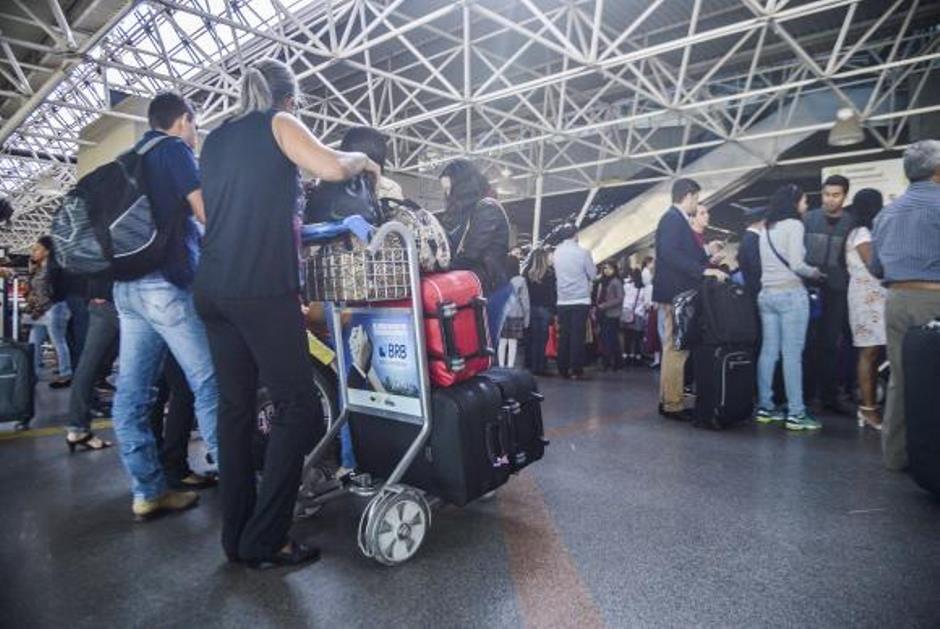 Empresa oferece passagens com desconto para quem não despachar mala