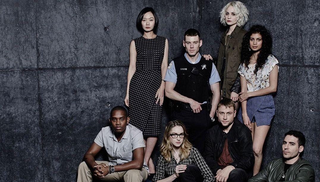Netflix cancela a série Sense8 após duas temporadas
