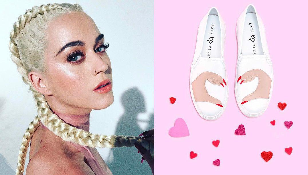Os sapatos mais diferentes da coleção de Katy Perry