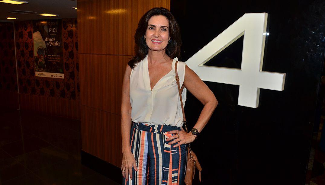 Fátima Bernardes encerra contrato com Seara